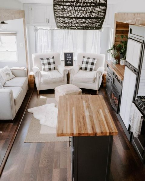 Farmhouse Camper