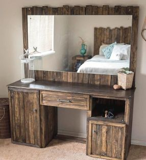 26Interior Pallet Furniture