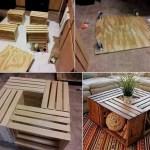 33Interior Pallet Furniture