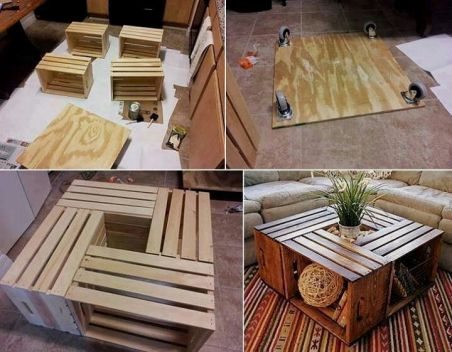 33Interior Pallet Furniture