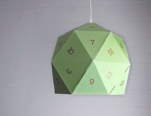 D20 Pendant Lamp