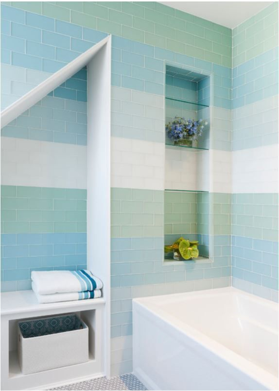 Bathroom Tile Ideas 19