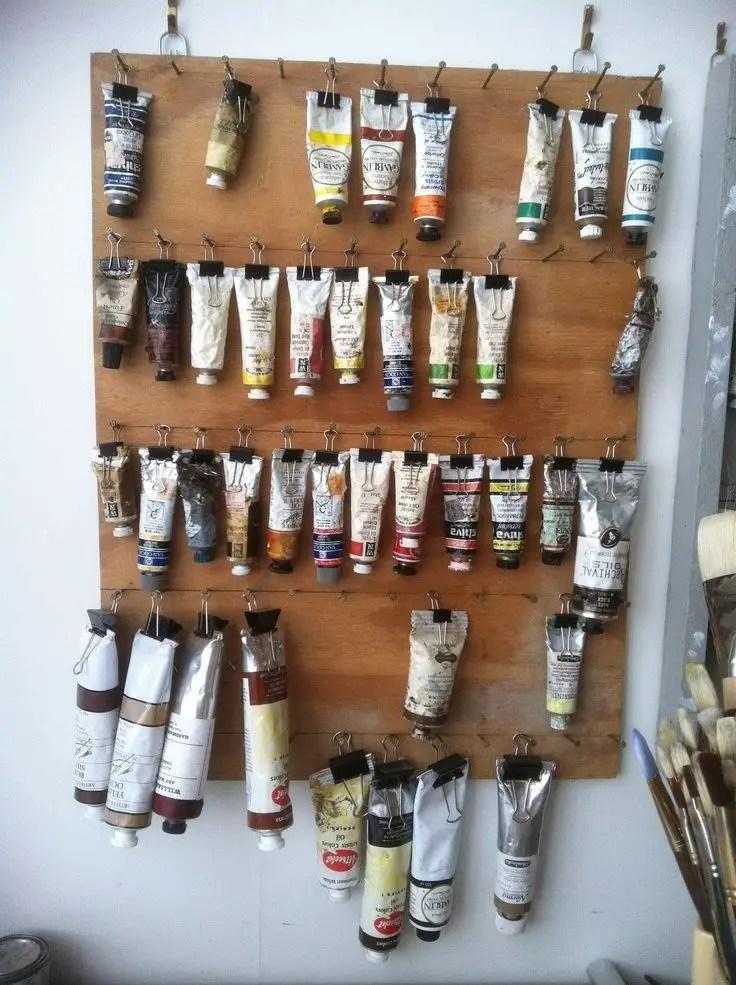 Craft Room Ideas 15