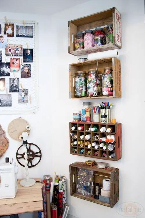 Craft Room Ideas 19
