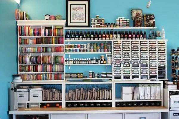 Craft Room Ideas 20