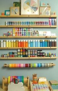 Craft Room Ideas 23