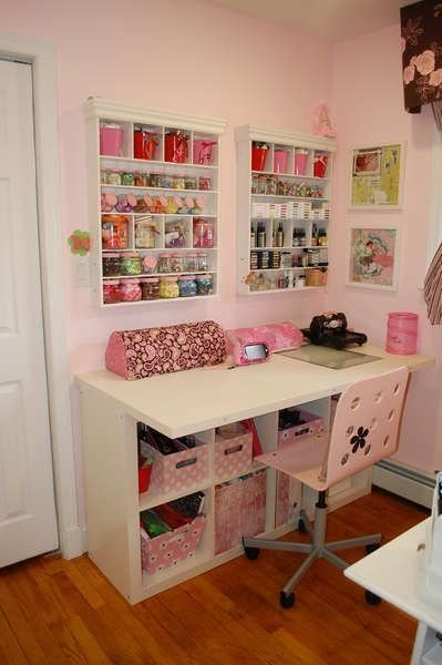 Craft Room Ideas 28