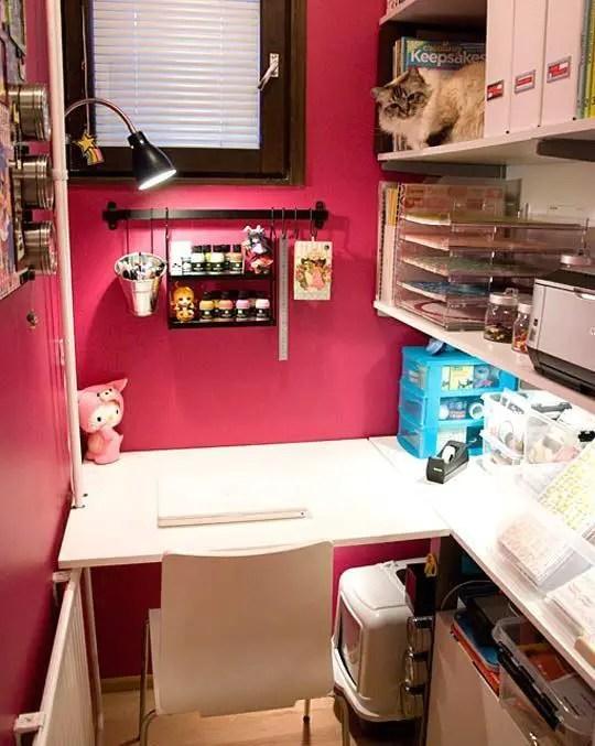 Craft Room Ideas 29