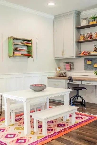 Craft Room Ideas 32