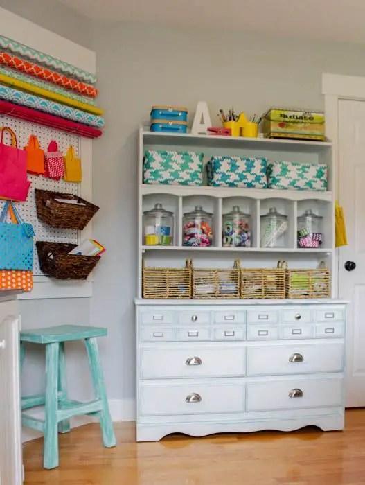 Craft Room Ideas 9