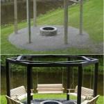 DIY Fire Pit 12
