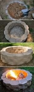 DIY Fire Pit 2