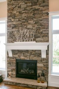 Diy Fireplace 13