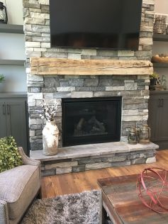 Diy Fireplace 14