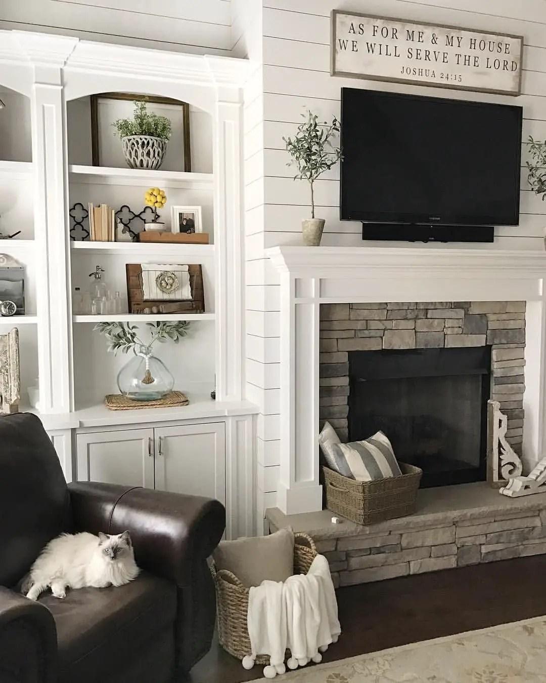Diy Fireplace 20
