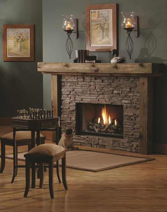Diy Fireplace 29