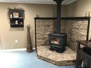 Diy Fireplace 7