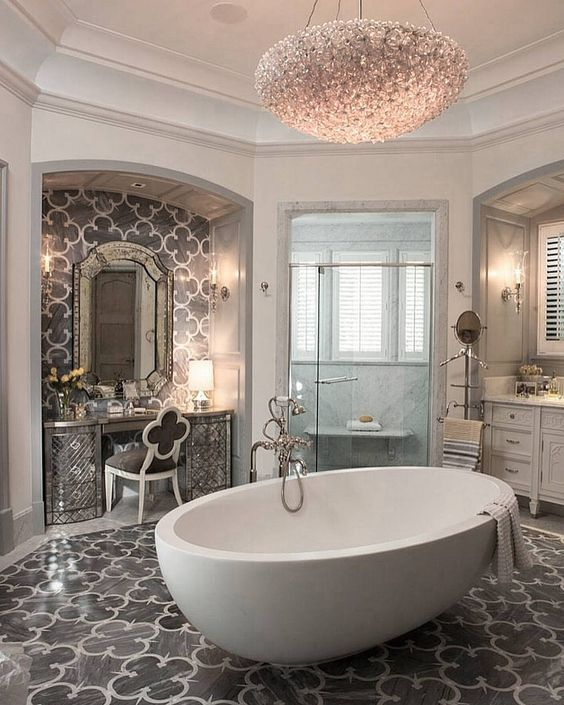 Luxury Bathroom Ideas 1