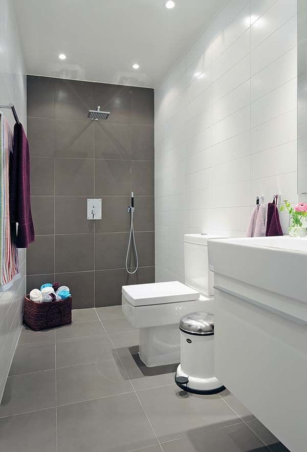 Small Master Bathroom 13