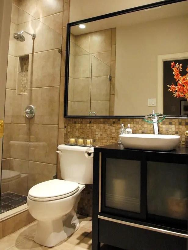 Small Master Bathroom 21