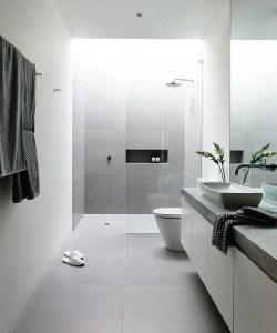 Small Master Bathroom 7