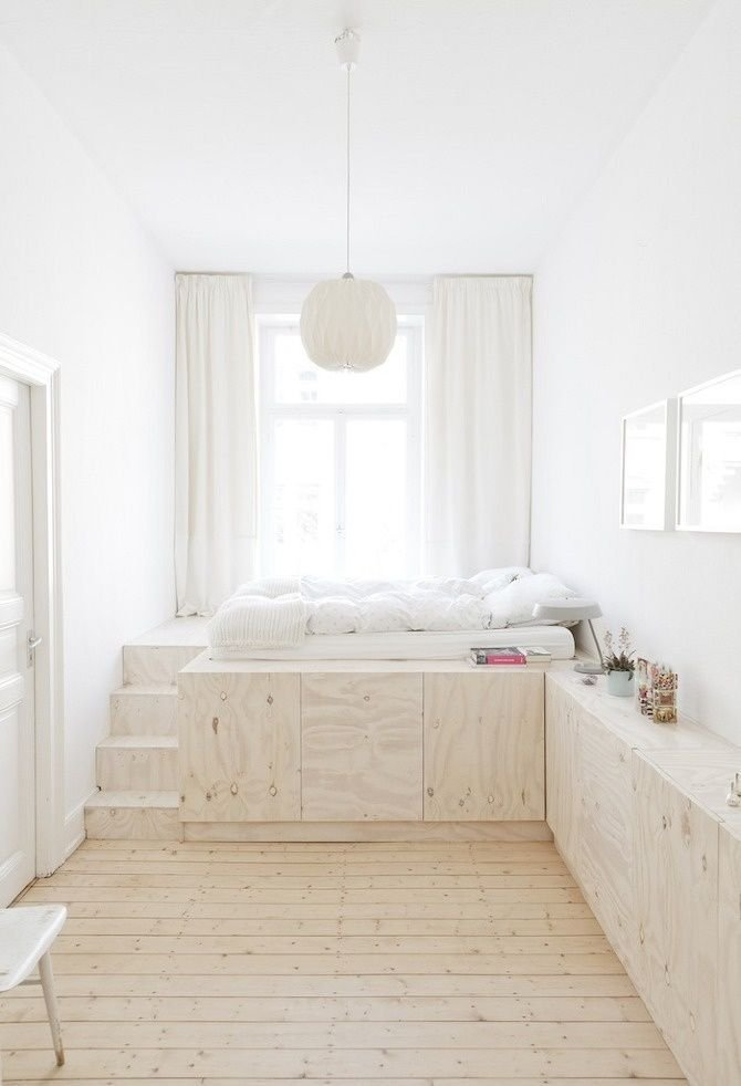 Small Spaces Bedroom 4