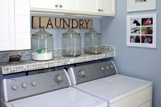 Small Laundry Room Ideas 2