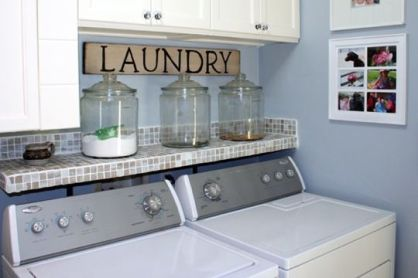 Small Laundry Room Ideas 2