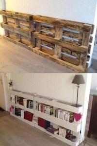 Wooden Pallets Sofa 13