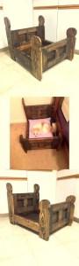 Pallet Dog Beds 18