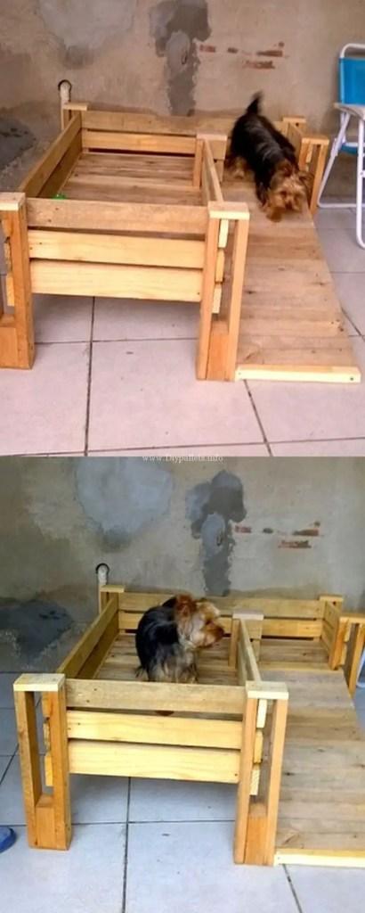 Pallet Dog Beds 7