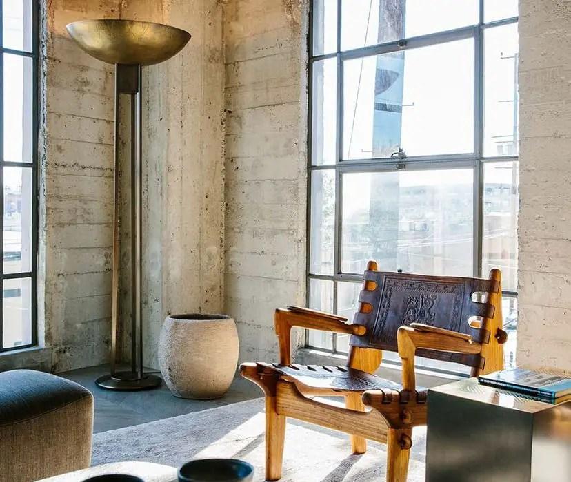 Art District Loft design