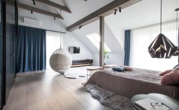 monochromatic apartment