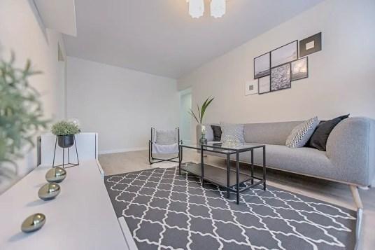 Choose a cozy rug