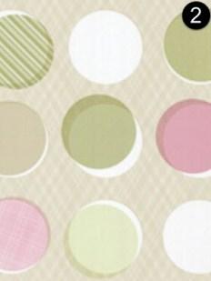 Tres Tintas Wallpaper - BUTTON - 22035-2