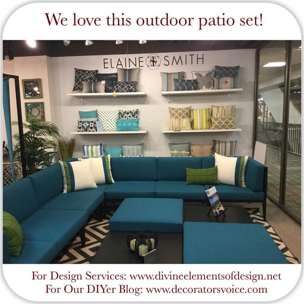 Can you picture yourself entertaining with this outdoor patio sethellip