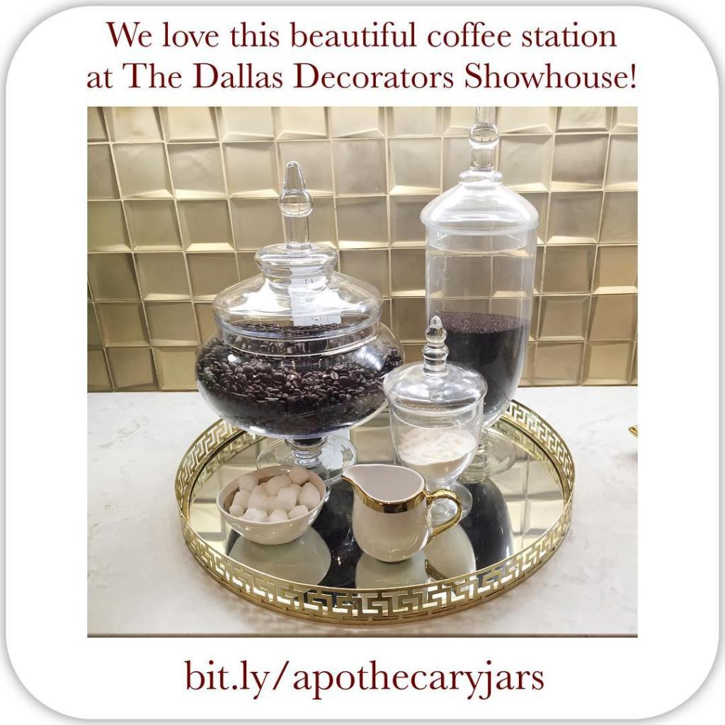 This coffee station is simply fabulous! What a beautiful andhellip