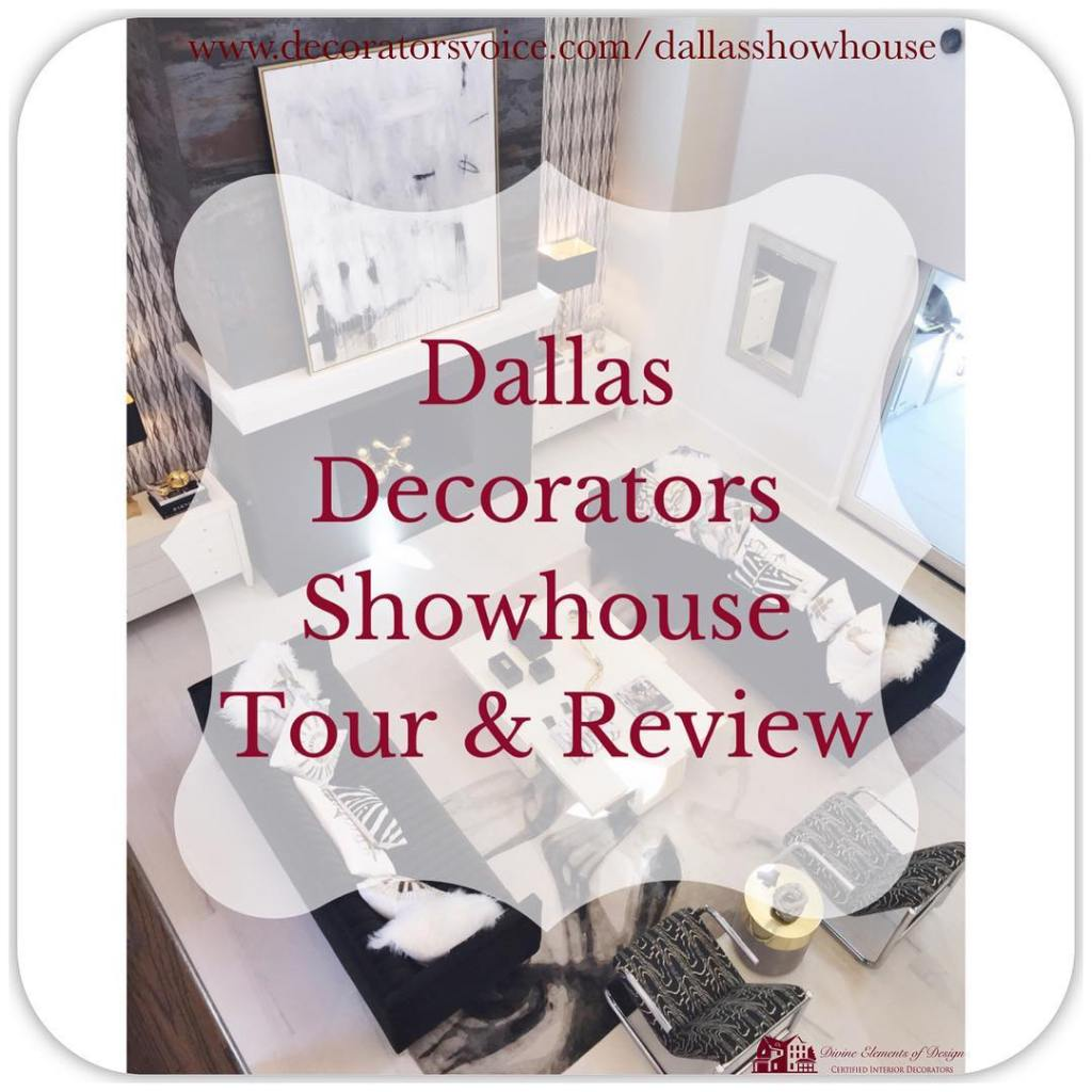 I had a fabulous time touring the dallasshowhouse sponsored byhellip