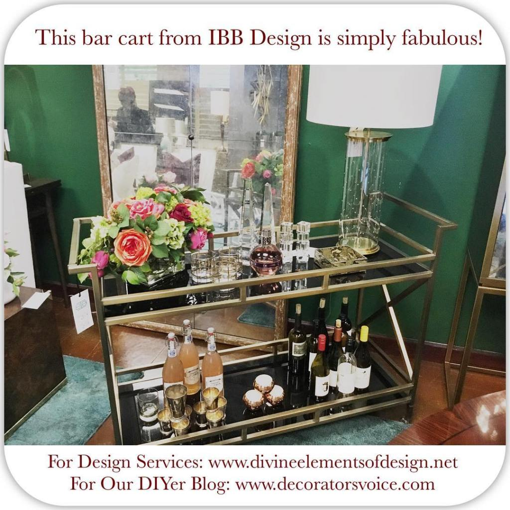 This is how to stock a bar cart Check outhellip