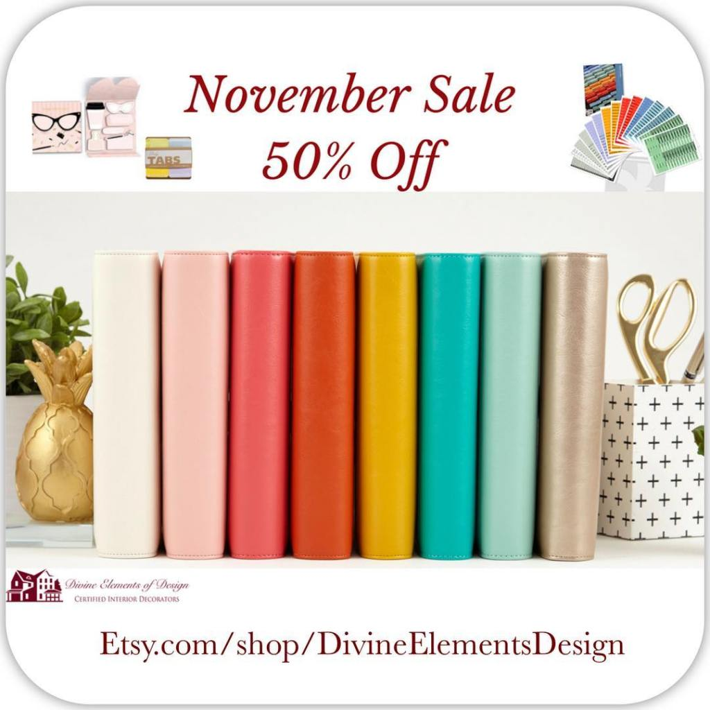 Dont miss our 50 off sale Get your 2018 plannerhellip