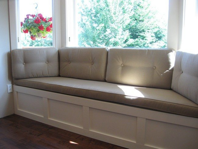 How To Create Diy Window Seat Cushion Decor Around The World