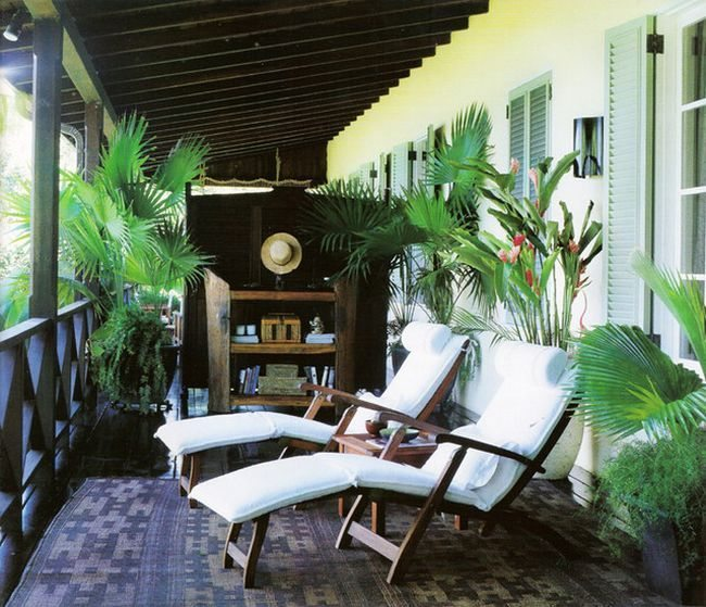 Caribbean Interior Design A Breath Of Tropical Air In