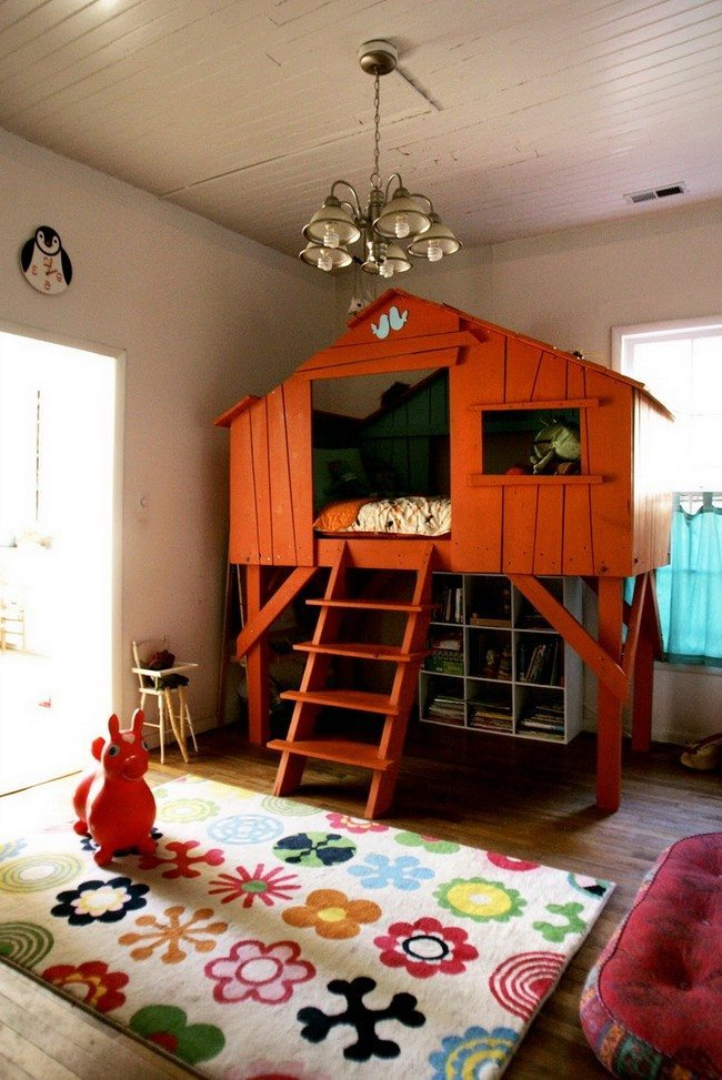 Fun And Colorful Designs For Your Childrens Playroom