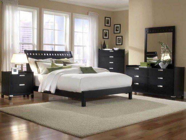 Decorating Men's Bedrooms