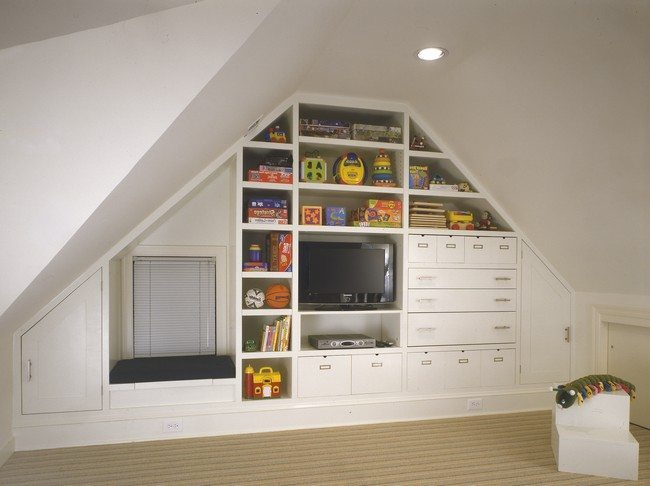 Making A Playroom In Your Attic Decor Around The World