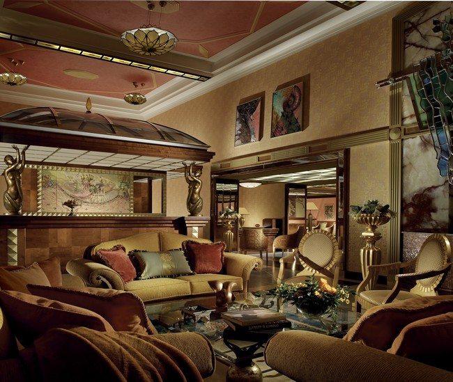 Art Nouveau Interior Design Ideas You Can Easily Adopt In