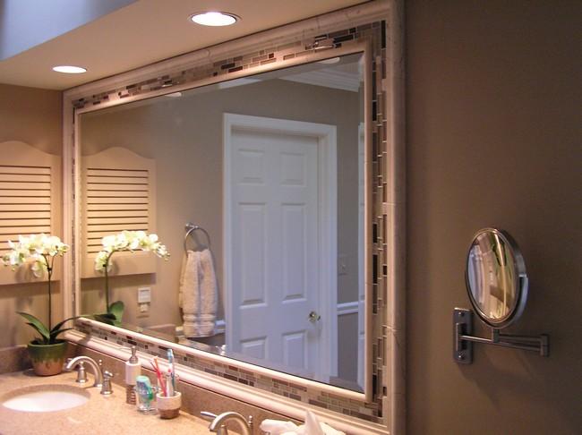 Creative Ways Frame Mirror