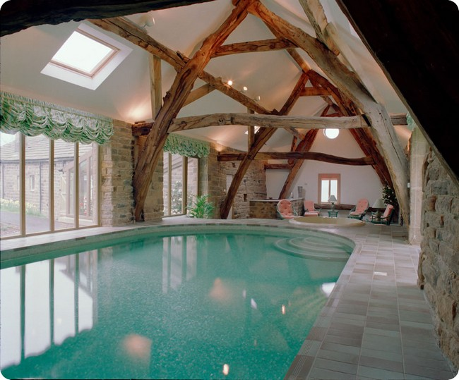 Indoor Pool Ideas- Step Up Your Pool Game With These