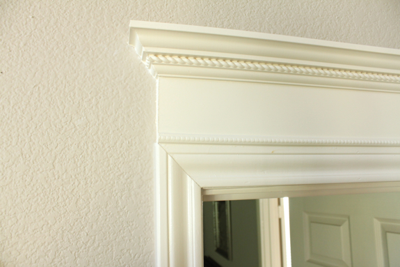 I ... & Making Your Doors Pretty With Molding (and a How-to) - Decorchick!