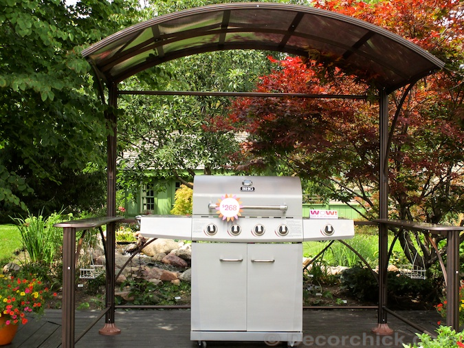 Walmart and better homes and gardens Better homes and gardens gazebo